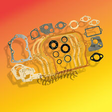 Gasket Set With Seals Fits Briggs 495603 For 5 HP Horizonal Flathead Engines