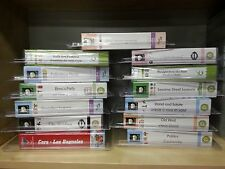 Variety of Cricut Cartridges to Choose From - All Brand New & Sealed!!!
