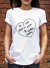 All I Care About Is Pizza & Niall Horan Tshirt One Direction Tumblr T Shirt J798