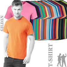 (Pack of 20) Gildan - G5000 - Mens Heavy Cotton T-Shirt Tee (45 Cols)
