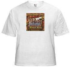 Tee Shirt New Unisex featuring surf legends THE BEACH BOYS on cotton t shirt