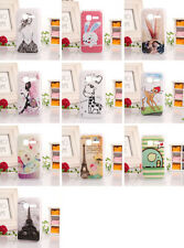 Cartoon Hard Protection Case Back Skin Cover For Alcatel One Touch T Pop 4010D