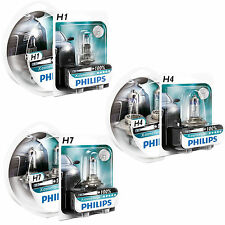 PHILIPS EXTREME VISION HEADLIGHT BULBS AVAILABLE IN H1 H4 H7 FITTINGS HERE!