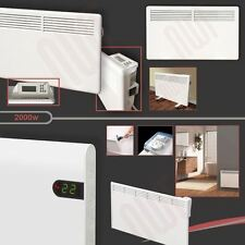 2000w 2kw White Electric Panel Heaters Radiators Adax Neo, VP10, Beha, Nova Live