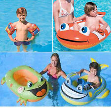 SWIMMING POOL FUN FLOAT BLOW UP SAFE INFLATABLE KIDS BEACH TOY ARMBANDS