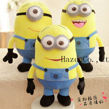 """20"""" Despicable Me 2 Plush Soft Toy In Movie Minion Minions 3D Eye Doll 50cm"""