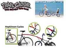 Trailgator Bicycle Towbar Bike Cycle Child Kids Trail Gator NEW Complete Gater