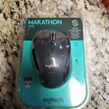 Wireless Optical 2.4 GHz. MOUSE Desktop Laptop+USB Receiver OR Logitech M705 NEW