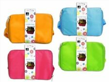 Small Insulated Travel Beach Picnic Cooler Cool Bag Lunch Sandwich Drink New