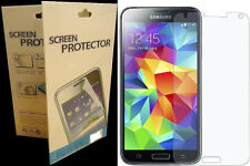 CLEAR Screen Protector with Retail Package for Samsung Galaxy S5
