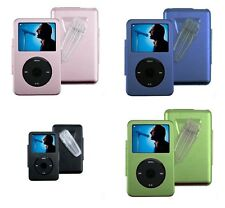 For Apple iPod Classic 6TH 80 120GB 7TH GEN 160GB Metal Aluminum Case Cover