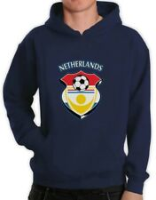 Netherlands World Cup Soccer Hoodie Football jersey Holland Dutch Brasil 2015