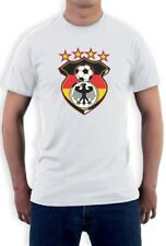 Germany Soccer T-Shirt Football jersey Eagle Crest 2015 Womens World Cup Tee Top