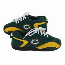 Green Bay Packers All Around Slippers - NFL
