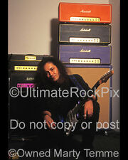 Jake E Lee Photo 20x24 Poster Size Badlands Ozzy Red Dragon Cartel Marty Temme 3