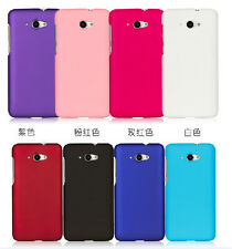 9 colors oil-finished Rubberized Hard plastic back cover case for Lenovo s930