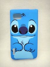 Cartoon Lilo & Stitch cute lovely Case Cover FOR LG Nokia Mobile Smart Phones