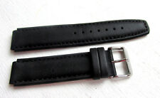 Genuine Leather Watch Strap / Band Replacement for Skagen 324LSLB, 324LSLC