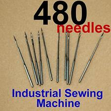 480 Industrial Sewing Machine Needles DBX1 16X231 16X257 1738 SY2270 for Singer