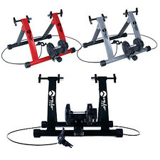 Velo Pro Turbo Trainer Magnetic Indoor Bike Trainer for Road/Mountain Bicycle
