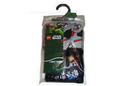 NEW BOYS STAR WARS LEGO BOXER TRUNKS PACK OF 2 AGE 4-13 OFFICIAL LICENSED STORE