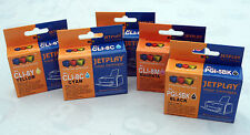 5 CLI8 & PGI5Bk CHIPPED Ink Cartridges compatible with CANON PIXMA printers