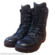 German Para Boots, Army Issue, Genuine Military Surplus, Used