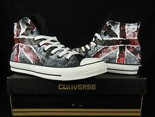 Converse All Star Chuck Taylor Union Jack/UK flag Men's/Women's Hi-Top Sneakers
