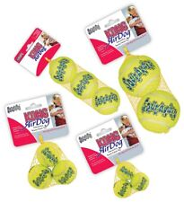 KONG Airdog Squeakair Ball Squeaker For Dogs & Puppies - XS,S,M,L - Fetch Catch