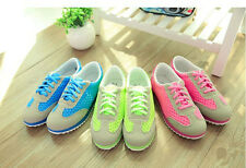 Sport casual shoes female south Korean version of flat shoes