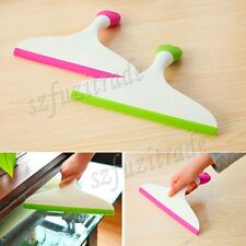 Home Window Squeegee Cleaner Rubber Car Wash Brush Washer Shower wiping blade UK