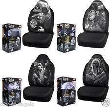 Lowrider Car Universal Bucket Seat Cover DGA David Gonzales 1 Cover