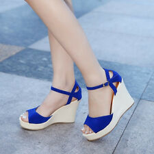 2014 HOT new fashion sandals slope with comfortable shoes 3 colors shoes sexy