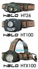 Fox NEW Carp Fishing Halo Focus Headtorches *ALL TYPES*