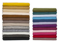 Neotrims Fabric Soft Lightweight Jersey Knit Purl Brushed 13 Colours Photography
