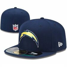 New Era San Diego Chargers 59FIFTY Veste laterale NFL Cappellino gioco