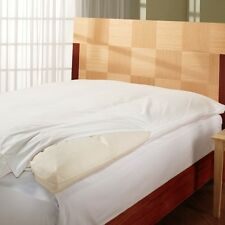 Downlite Hotel Featherbed Fiberbed Protector With Anchor Bands