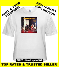 Tee Shirt New Adult Unisex CREEDENCE CLEARWATER REVIVAL COSMOS FACTORY t-shirt