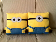 "Despicable Me 2 Minions 12"" Plush Stuffed Cushion Pillow Kid's gift"