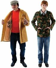 OFFICIAL ONLY FOOLS AND HORSE DEL BOY RODNEY FANCY DRESS COSTUMES BBC TV 80S