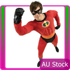 The Incredibles - Mr Incredible Muscle Jumpsuit Superhero Adult Costume