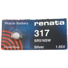 Renata Watch Battery Batteries Button Cell Watchmakers Tool Tools