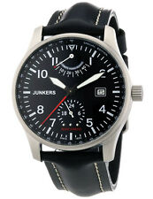 Junkers 6666-2 Automatic with Power Reserve and 24hr Subdial