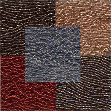 Jablonex Preciosa Czech Glass 11/0 Copper Lined Seed Beads - Mini Half Hanks