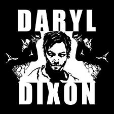 The Walking Dead T-shirt *DARYL DIXON* - Available in ALL SIZES