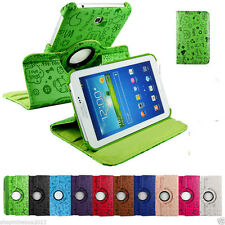 Leather Case Cover for Samsung Galaxy Tab 3 7.0 Tablet P3200 SM-T210R SM-T217S