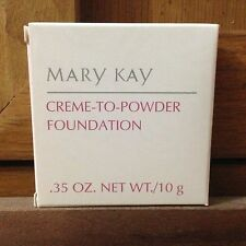 Mary Kay Crème-to-Powder Foundation - NIB