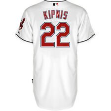 Majestic Athletic Cleveland Indians Jason Kipnis Authentic Home Cool Base Jersey
