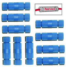 Posi-Lock 14-16ga Wire Connector *Your Choice of 5,10,15, or 20pack* BLUE PL1416
