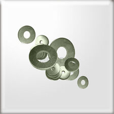 M6 (6mm hole) x25mm Diameter A2 STAINLESS STEEL PENNY WASHERS for Bolts & Screws